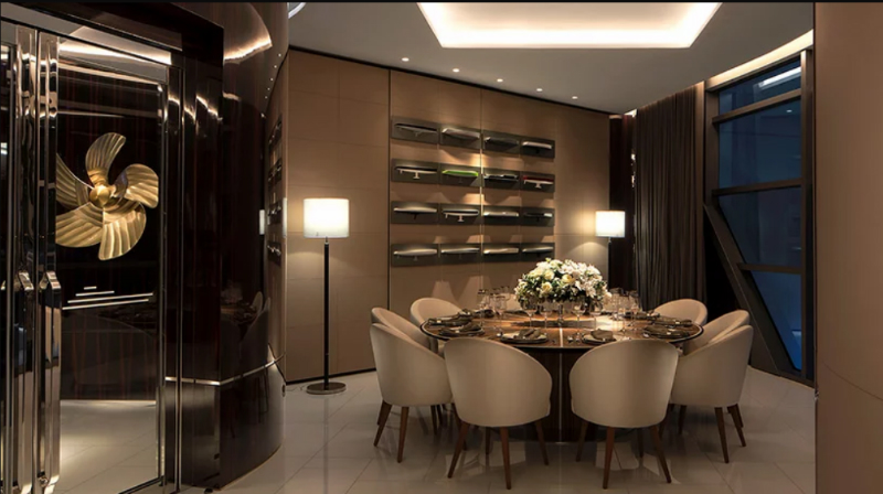 The Pavilia Bay In Hong Kong Is The Essence Of Luxury Living