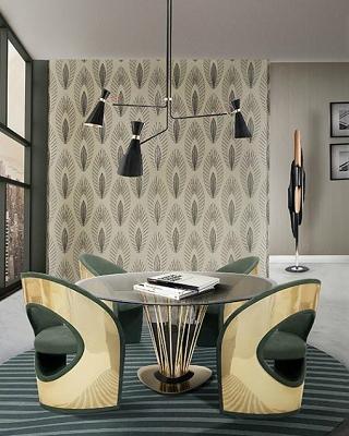 Top 20 Most Popular Post-Modern Dining Room Tables Spotted on 1stdibs ➤ #covetedmagazine #interiordesign #homedecor #luxuryinteriors #homeinteriordecor #postmodern #diningroomtables #postmoderndiningroomtables ➤ www.covetedition.com ➤ @covetedmagazine @bocadolobo @delightfulll @brabbu @essentialhomeeu @circudesign @mvalentinabath @luxxu @covethouse_ @rug_society @pullcast_jewelryhardware @bybrabbucontract