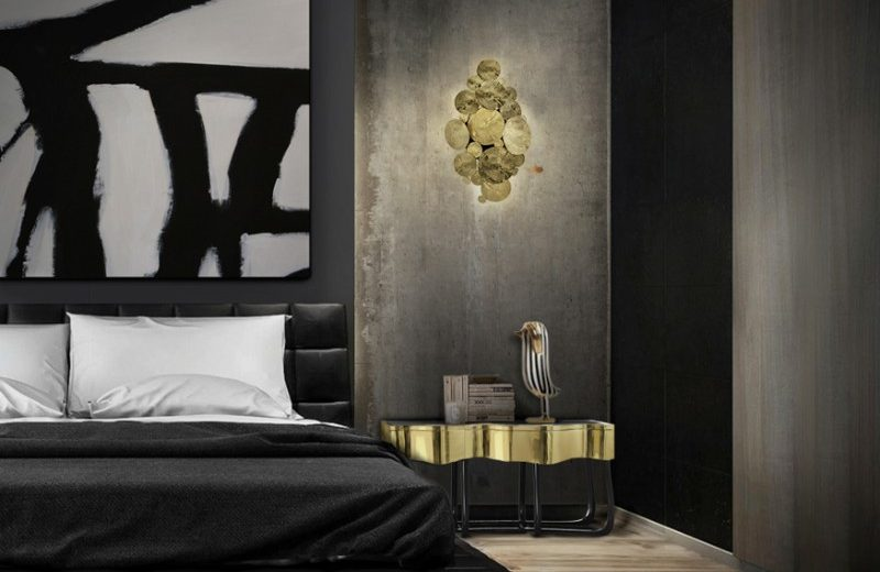 5 Styles of Dark Color Master Bedrooms Full of Elegance