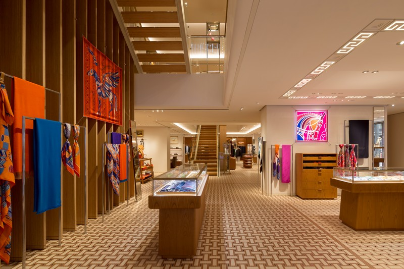 Discover The Design Project For The New Hermès Store In Hong Kong