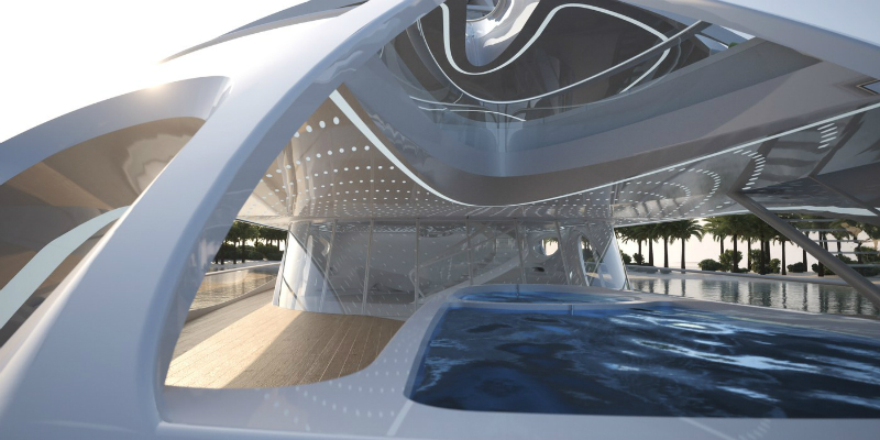 Discover The Incredible Super Yachts Designed by Zaha Hadid