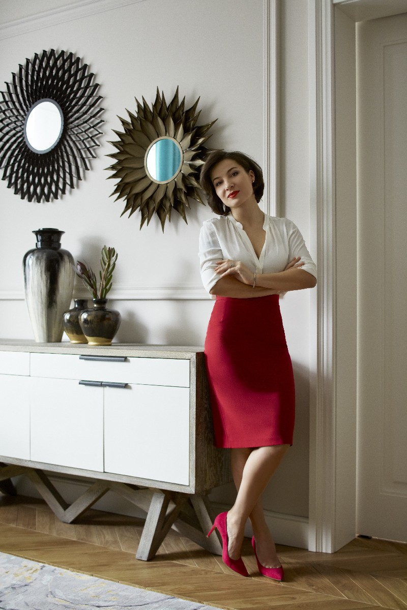 Exclusive Interview With Passionate Interior Designer Victoria Vlasova