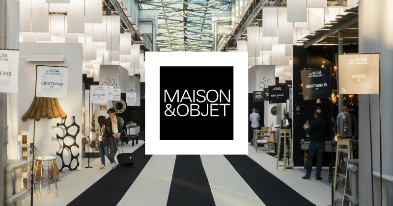 Excuse My French Is The Inspiration Theme Of Maison et Objet 2019