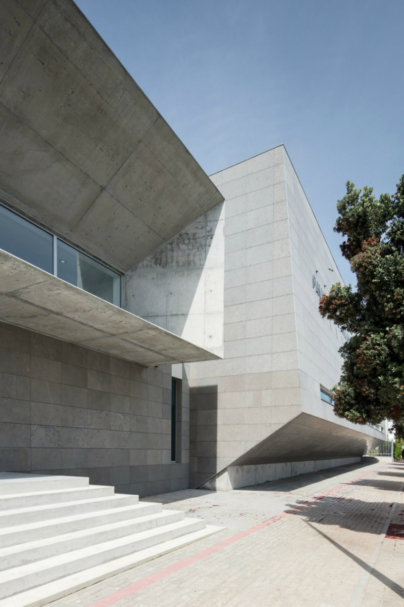 Portugal's Atlantic Pavilion is a Prime Case of Brutalist Architecture (2)