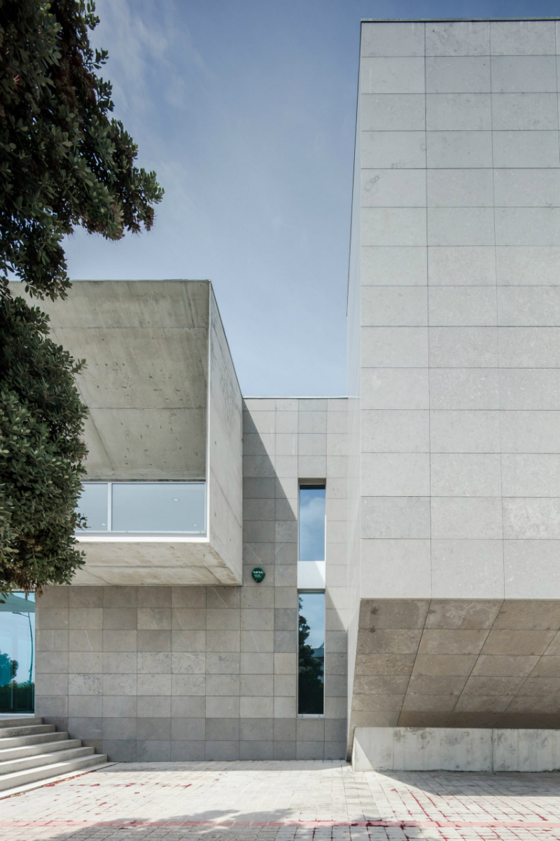 Portugal's Atlantic Pavilion is a Prime Case of Brutalist Architecture (3)