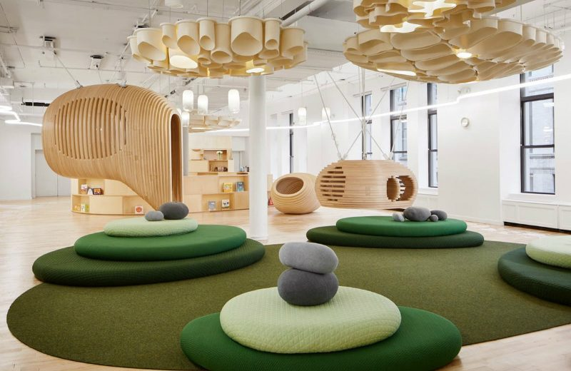Regard WeGrow School's Indoor Natural Ecosystem by Bjarke Ingels Group (5) Bjarke Ingels Group Regard WeGrow School's Indoor Natural Ecosystem by Bjarke Ingels Group Regard WeGrow Schools Indoor Natural Ecosystem by Bjarke Ingels Group 5