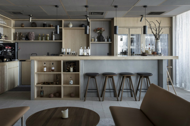 scandinavian design Inua, A Restaurant That Blends Japanese and Scandinavian Design Trends Tokyos New Restaurant Blends Japanese and Scandinavian Design Trends 3