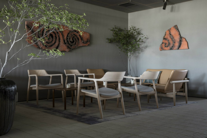 scandinavian design Inua, A Restaurant That Blends Japanese and Scandinavian Design Trends Tokyos New Restaurant Blends Japanese and Scandinavian Design Trends 7
