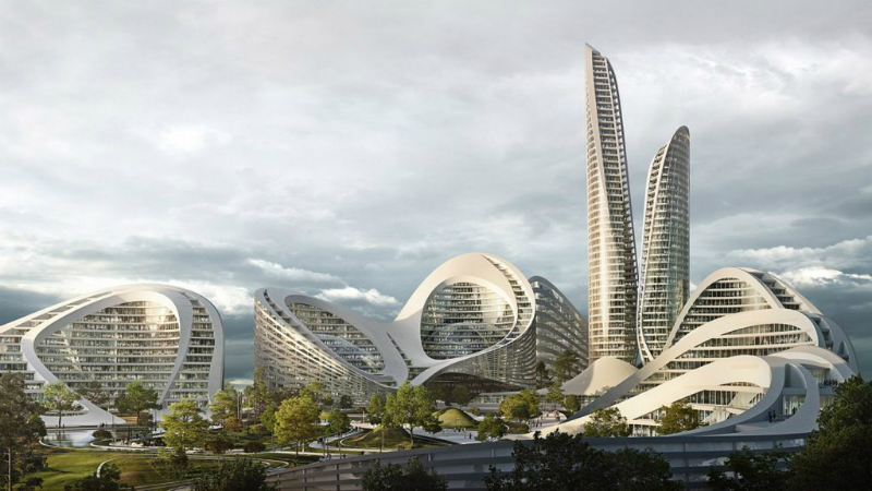 A New Smart City In Moscow Will Be Designed by Zaha Hadid Architects zaha hadid architects A New Smart City In Moscow Will Be Designed by Zaha Hadid Architects Zaha Hadid Architects To Design Smart City Outside Moscow 1