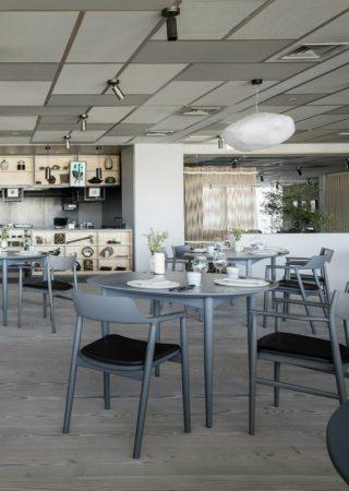 Tokyo's New Restaurant Blends Japanese and Scandinavian Design Trends