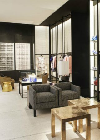 Step Inside Chanel's New store In New York by Peter Marino