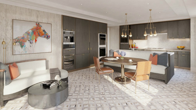 David Collins Studio Designs Interiors of 1010 Park Avenue Residences (2)