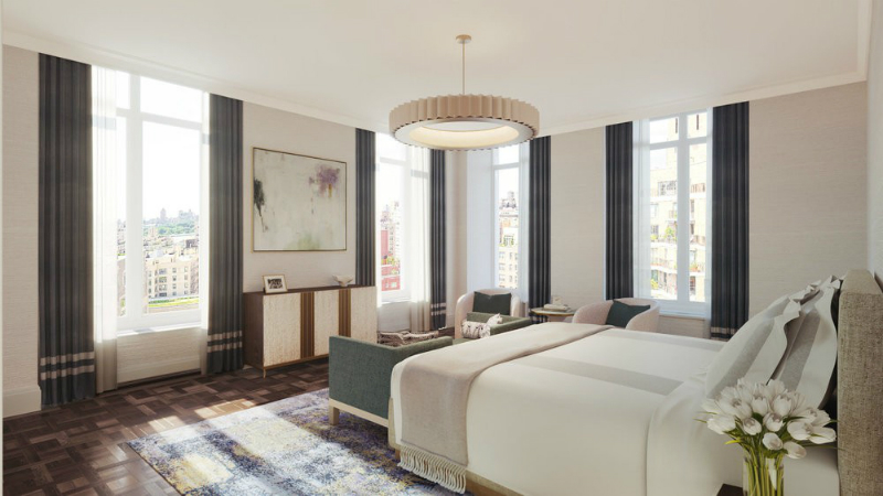 David Collins Studio Designs Interiors of 1010 Park Avenue Residences (3)