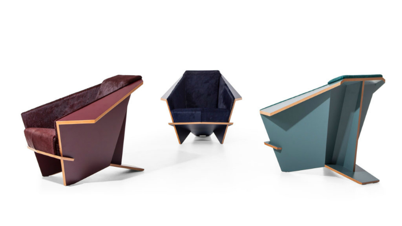 Italian Brand Cassina Relaunches Frank Lloyd Wright's Iconic Chair