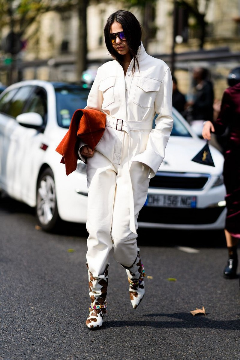 Winter Fashion Trends - 10 Ways to Nail Winter White