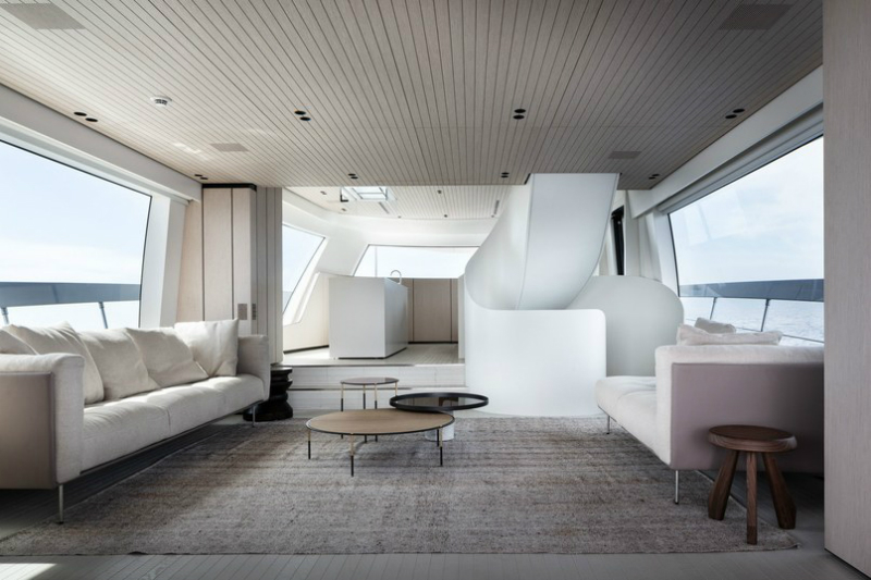 Discover The Ultimate Luxury Yacht Perfect For Design Lovers
