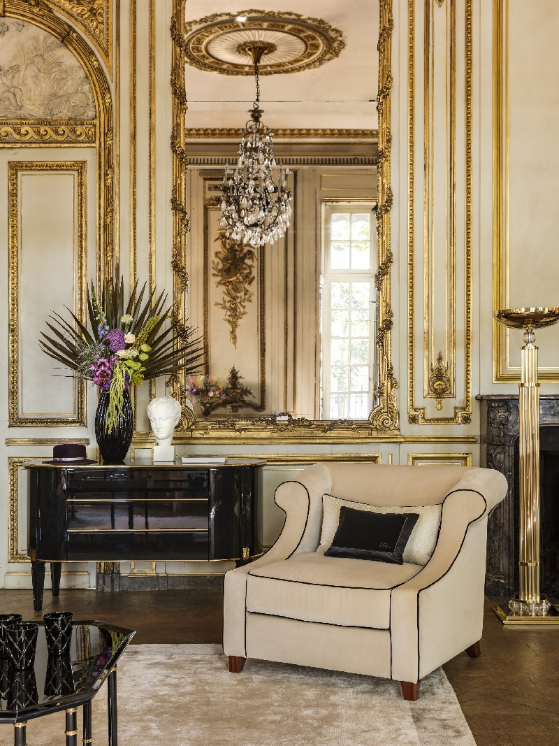 Ritz Paris Home Collection Presents New Trends At Maison et Objet 2019 #covetedmagazine #interiordesign #homedecor #maisonetobjet2019 #designtrends #covetawards #luxurybrands #craftsmanship ➤ www.covetedition.com ➤ @covetedmagazine @bocadolobo @delightfulll @brabbu @essentialhomeeu @circudesign @mvalentinabath @luxxu @covethouse_ @rug_society @pullcast_jewelryhardware @byfoogo