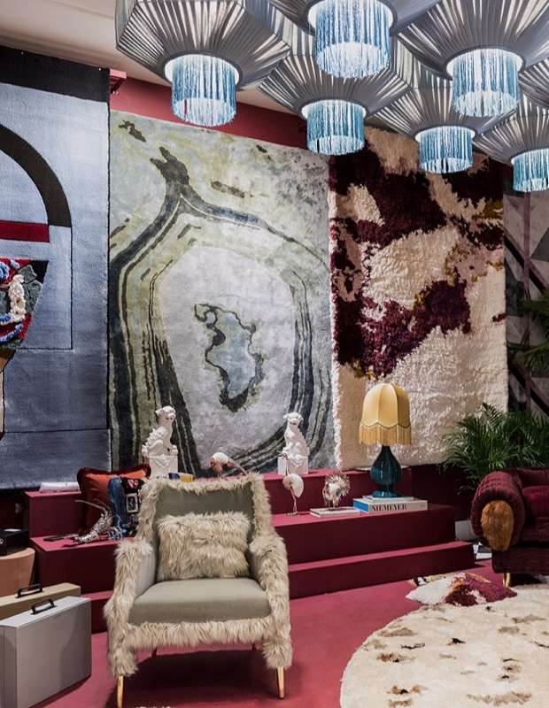 Best Interior Design Trends for 2019 Spotted at Maison et Objet Paris 2019 ➤ #covetedmagazine #interiordesign #homedecor #maisonetobjet2019 #maisonetobjet #parisdecooff2019 ➤ www.covetedition.com ➤ @covetedmagazine @bocadolobo @delightfulll @brabbu @essentialhomeeu @circudesign @mvalentinabath @luxxu @covethouse_ @rug_society @pullcast_jewelryhardware @byfoogo