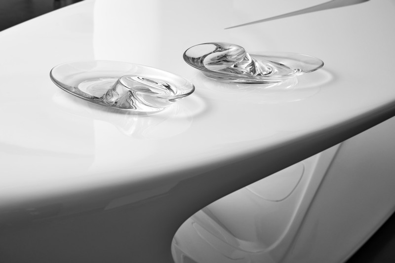 Zaha Hadid Design Showcases New Collection At Maison et Objet 2019