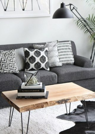 Be Inspired By These Living Room Decors Filled With Pillows