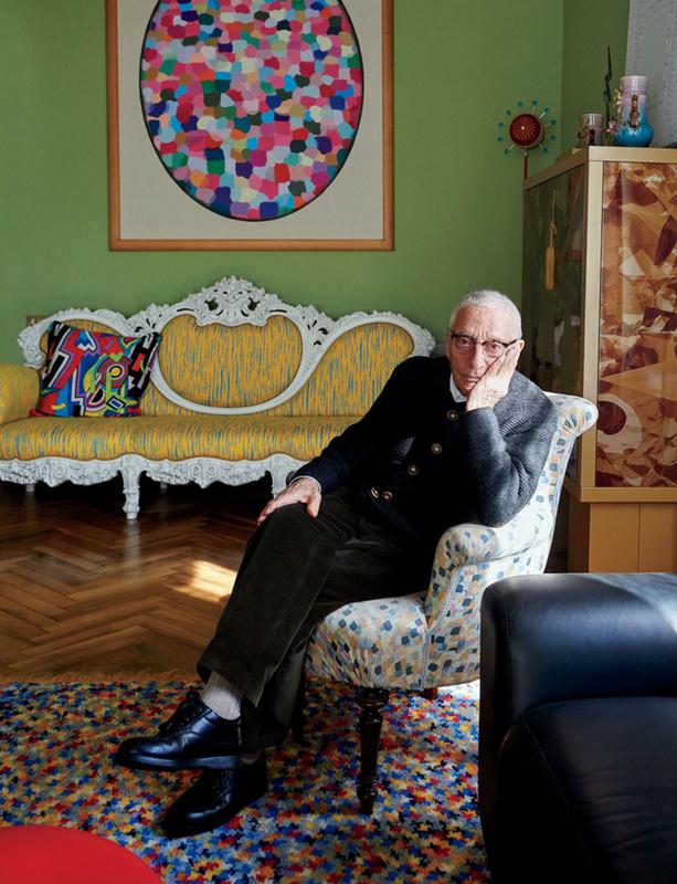 Alessandro Mendini, Italian design genius, dies, age 87