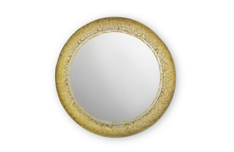 Delve Into a Crafty Revival of the Wall Mirror Luxury Design Sector 14