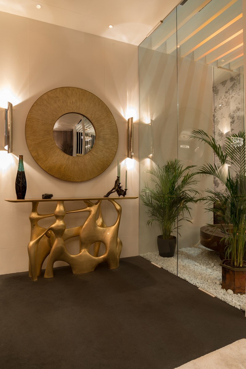 Delve Into a Crafty Revival of the Wall Mirror Luxury Design Sector 2