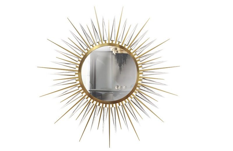 Delve Into a Crafty Revival of the Wall Mirror Luxury Design Sector 4