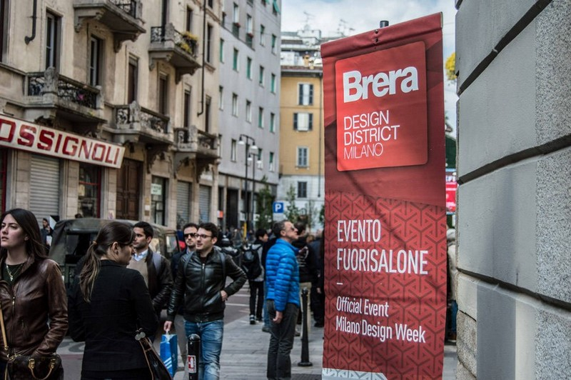 Know More About The Brera Design District For Milan Design Week 2019