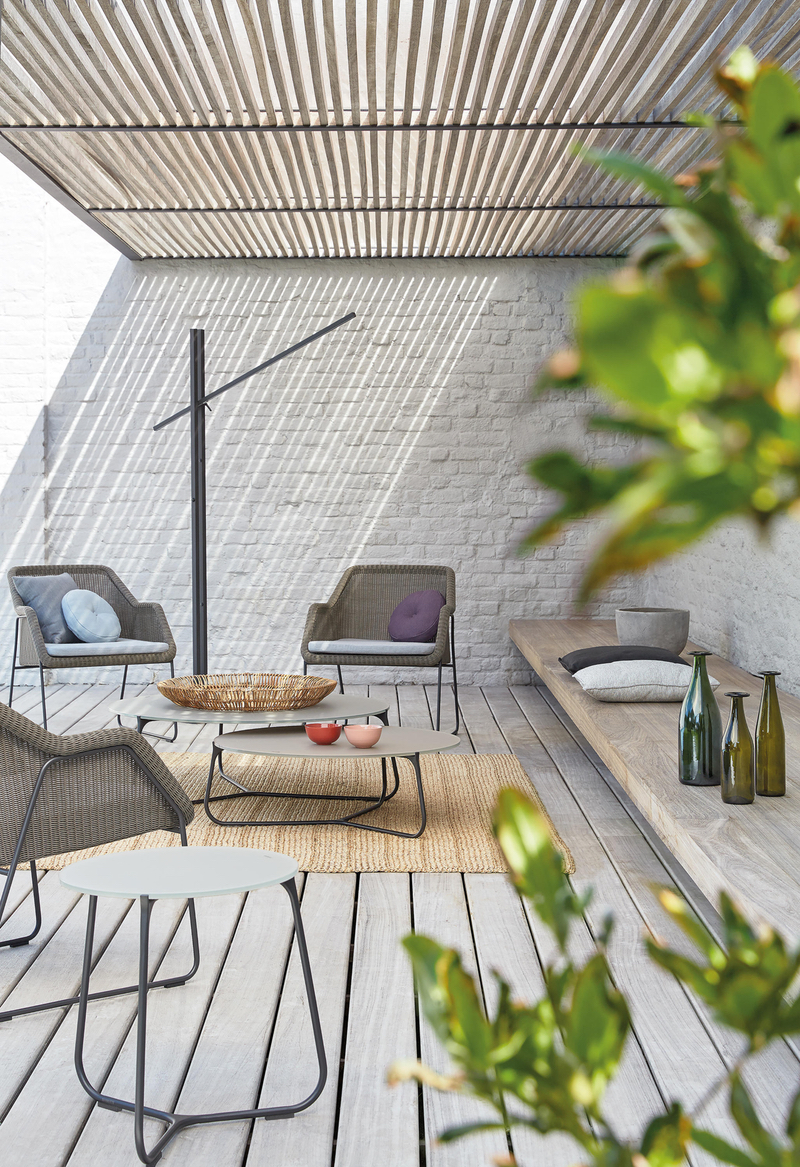 Outdoors Makeover: How to Create a Luxury Terrace