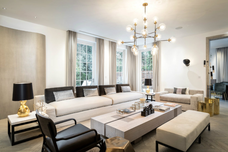 Living Room Designs From Top Interior