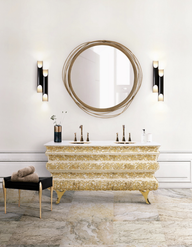 How to Create a Luxury Bathroom