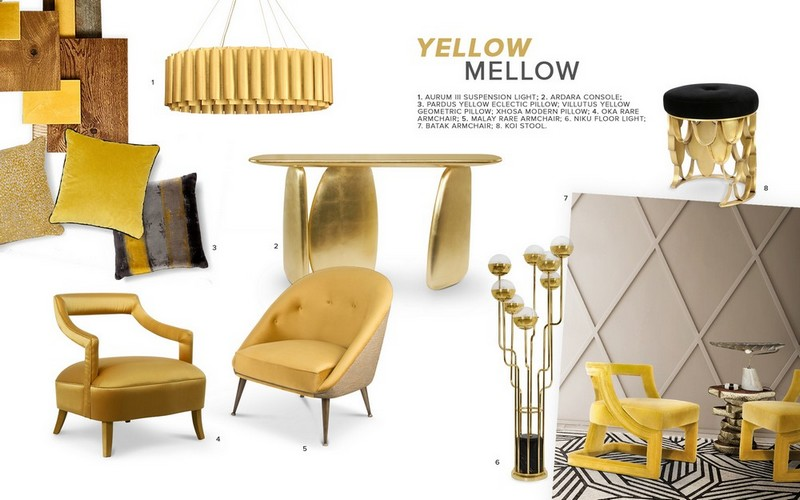 Honey Yellow Is The Spring Summer Colour Trend of 2020