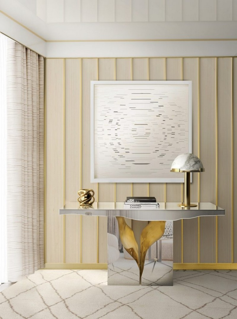Interior Design Tips Have A Luxury Home Decor With The Gold Moodboard