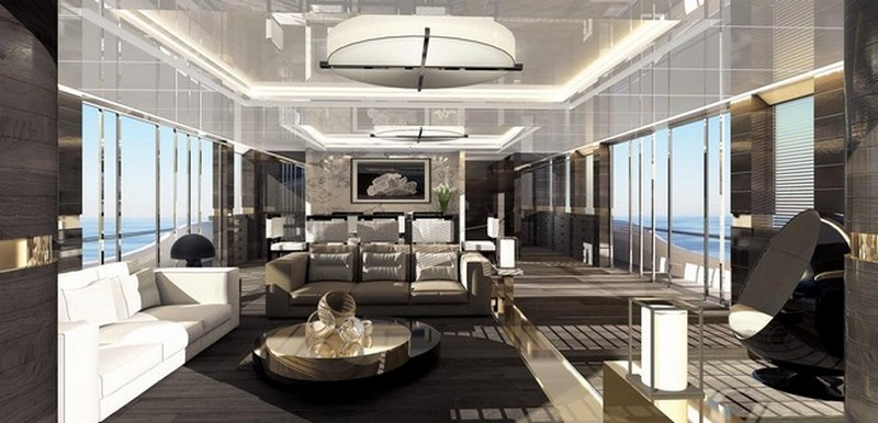Kelly Hoppen's 3 Luxury Yachts Shake Up The Design World