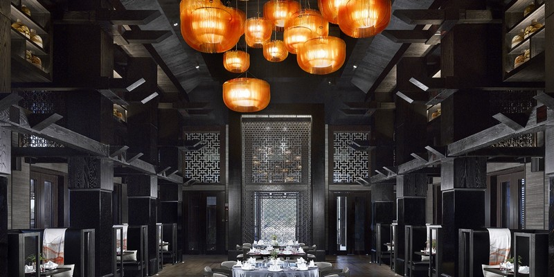 2019 Interior Design Trends By The Best Luxury Brands: Hilton Wenchang