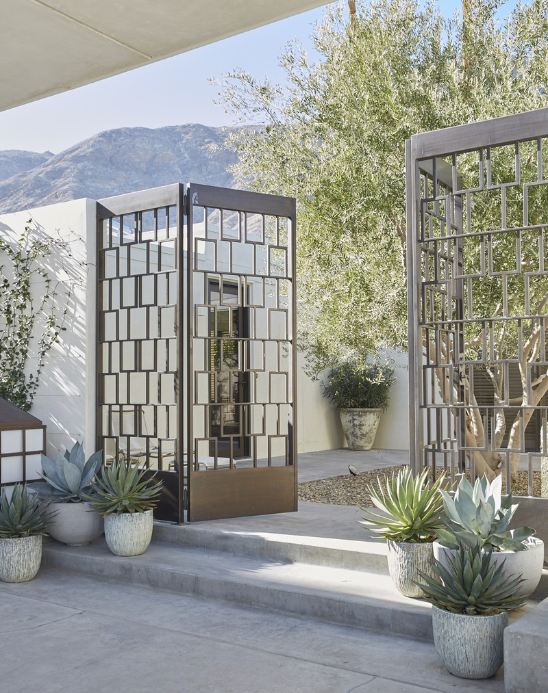 2019 Interior Design Trends By The Best Luxury Brands: Michael S Smith Inc - Desert Oasis