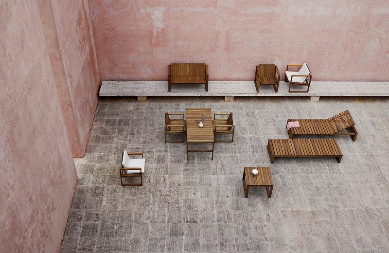 Best Outdoor Brands To Enjoy The Outdoor Living by Carl Hansen and Son