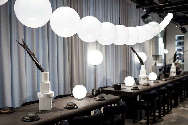 Tom Dixon Opened The Manzoni Restaurant At Milan Design Week 2019