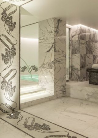 Luxury Spa Design Projects Created By Studio Apostoli