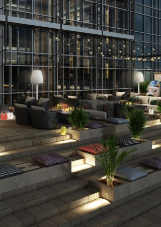 Living Design_ Luxury Design at Marriott Copenhagen Hotel