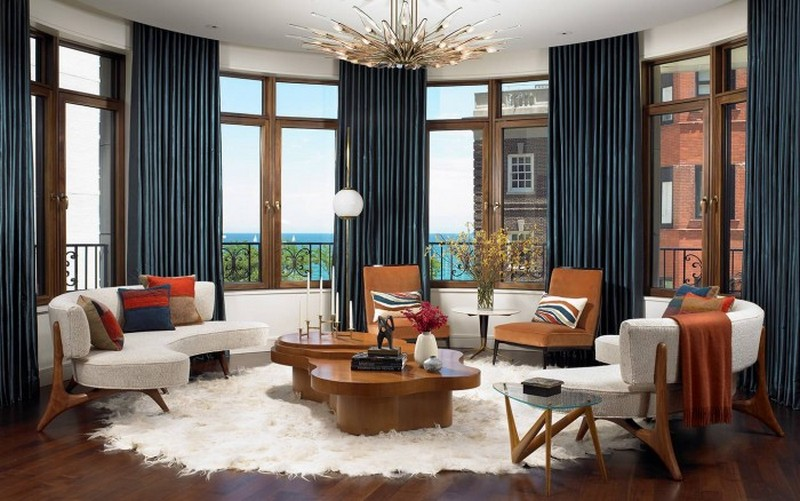 5 Interior Design Projects By Top American Designers