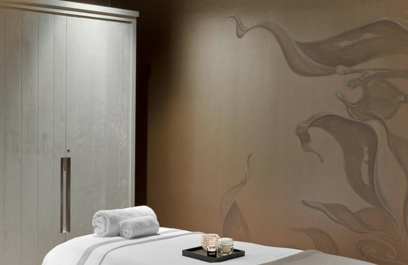 Experience A Luxurious Spa Treatment At Baccarat Hotel New York