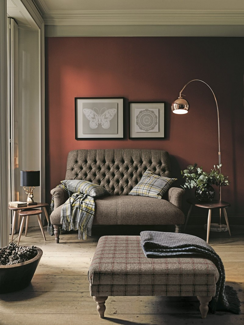 Living Room Ideas Be Inspired By The Terracotta Interior Design Trend