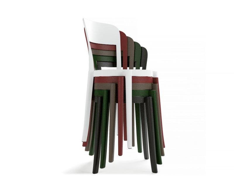 Meet 'Torre', The New Stool By Alban Le Henry For Colos