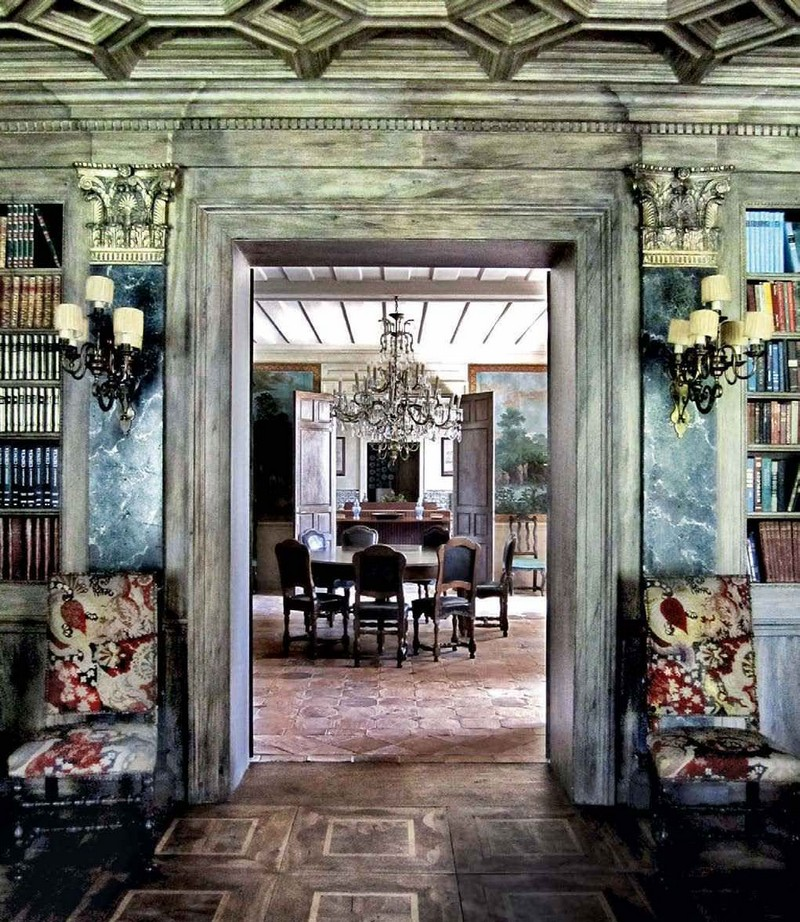 Top Interior Designers In The World: Part Two top interior designers Top Interior Designers In The World: Part Two Top 100 Interior Designers by CovetED Magazine Part II 33
