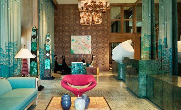 Top Interior Designers: Kelly Wearstler
