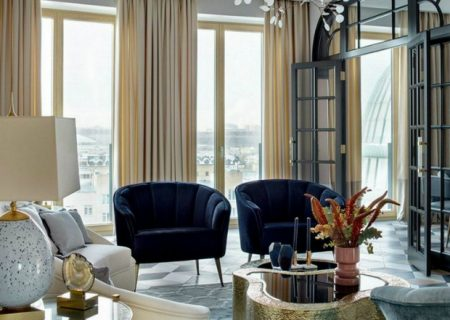 Top 100 Interior Designers by CovetED Magazine: Part I