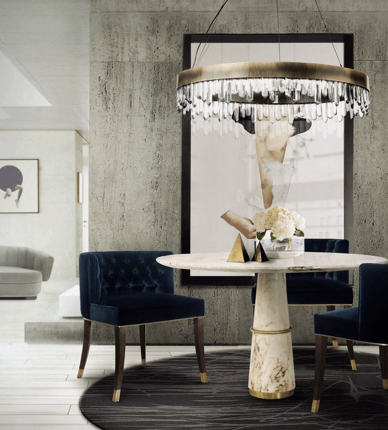 5 Incredible Pieces For A Contemporary Dining Room