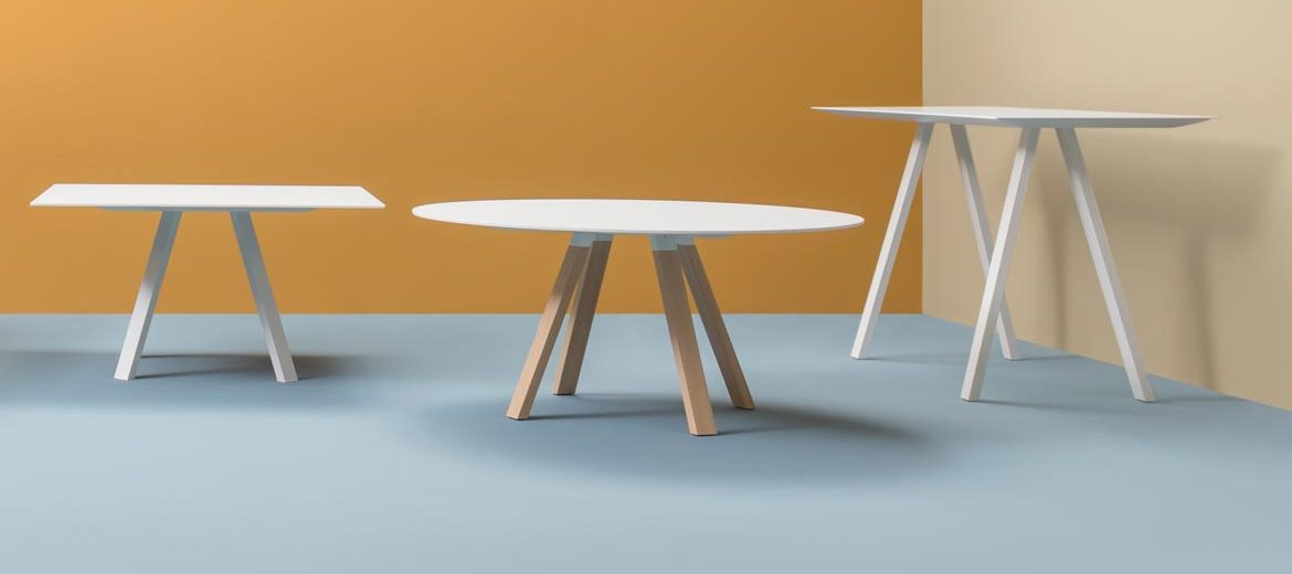 Discover Everything About The New Pedrali's Table Collection